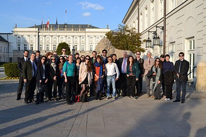 8th Seminar for young researchers on European Labour Law and Social Law in Warsaw(23-26.04.2015)