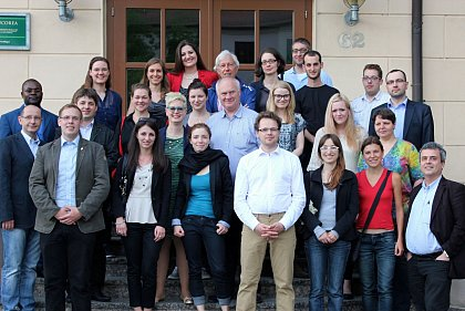 6th Seminar for young researchers on European Labour Law and Social Law in Wittenberg (16.-19.05.2013)