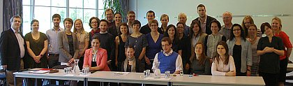 "5th Seminar for young researchers on ""European Labour Law and Social Law"" in Graz, Austria April 26-29 2012"